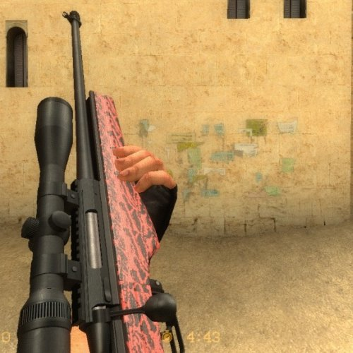 MW2 Camos for Zeej's AWP