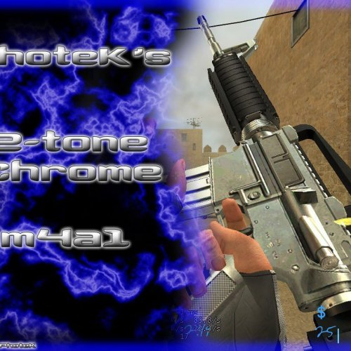 PhoteK_s_2Tone_Chrome_M4a1