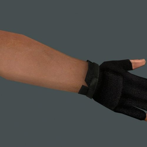 Marathon and Millenia s Photoskinned Gloves