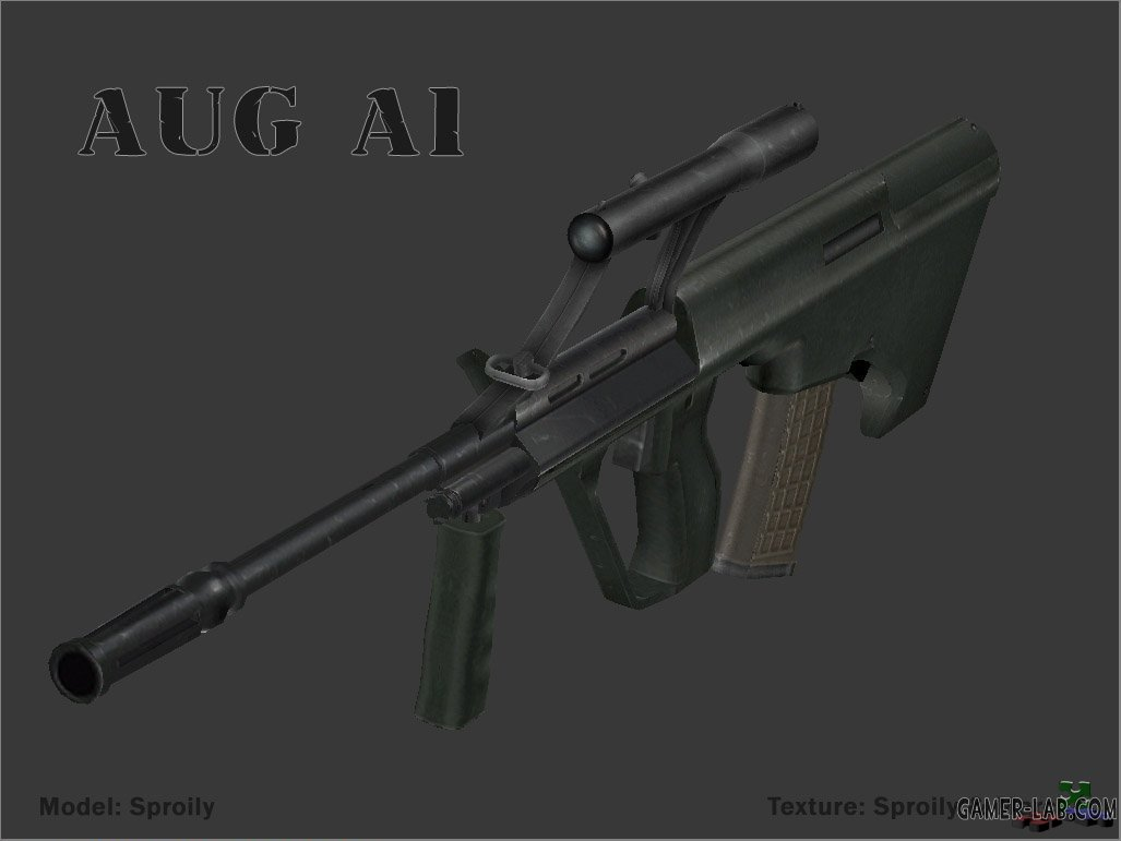 Sproily AUG A1