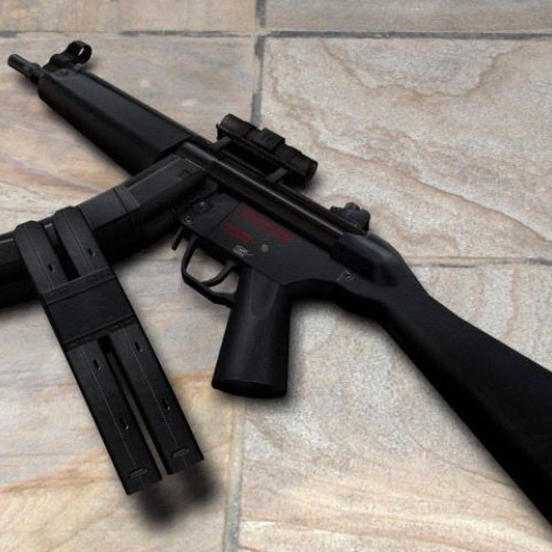 MP5A4 Tactical