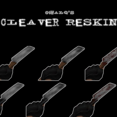 Cleaver Reskin Pack