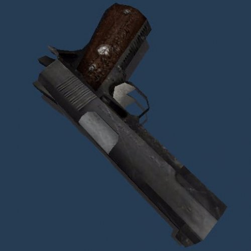 Colt's Government M1911A1 (Default Colts Reskin)