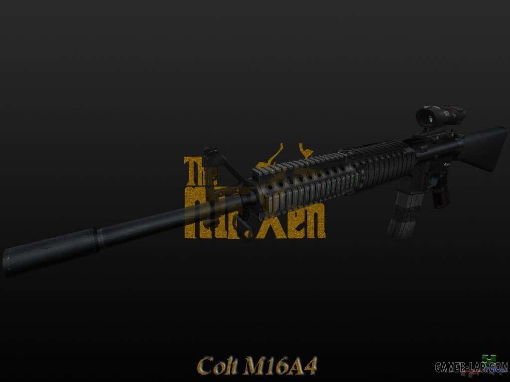 Ankalar s M16A4 Reloaded