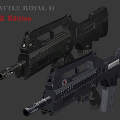 Battle Royal 2 Famas