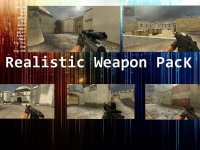Realistic Weapon Pack
