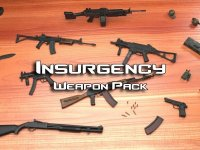 Insurgency Weapon Pack