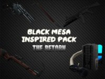 Black Mesa Inspired Pack