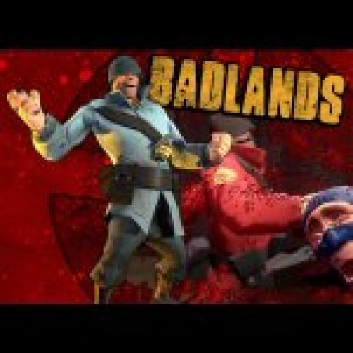 Badlands Soldier