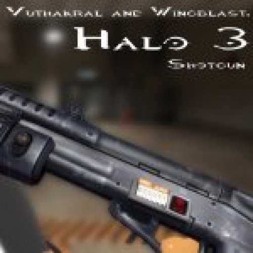 Halo 3 Shotgun Port