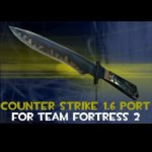 Knife Port CS 1.6