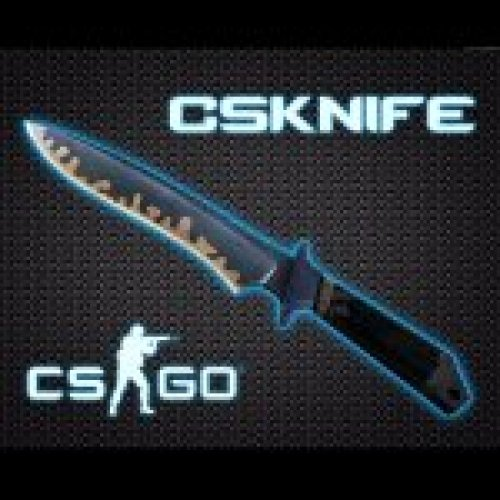 Default cs knife