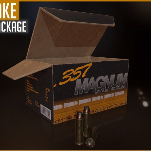 HL2 Remake. .357 Ammo Package