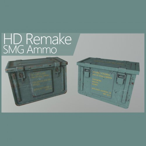 SMG Ammo