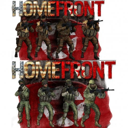 Homefront US & KPA Soldiers