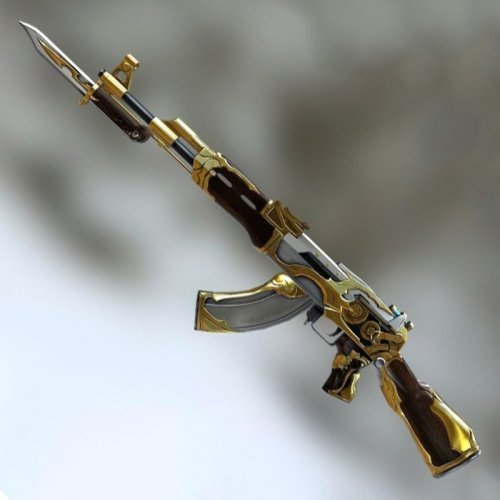 AK-47 Knife Royal Guard
