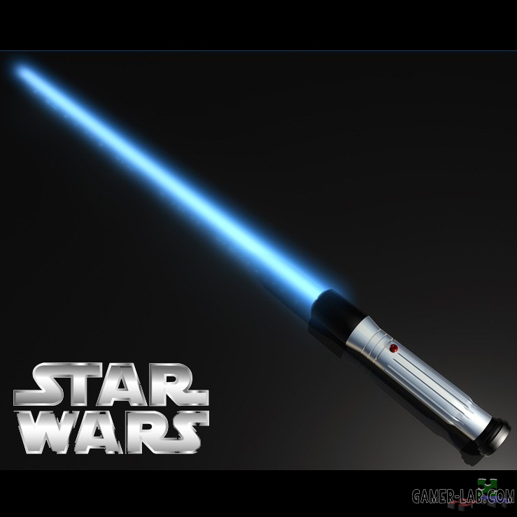 LightSaber w/3 colours