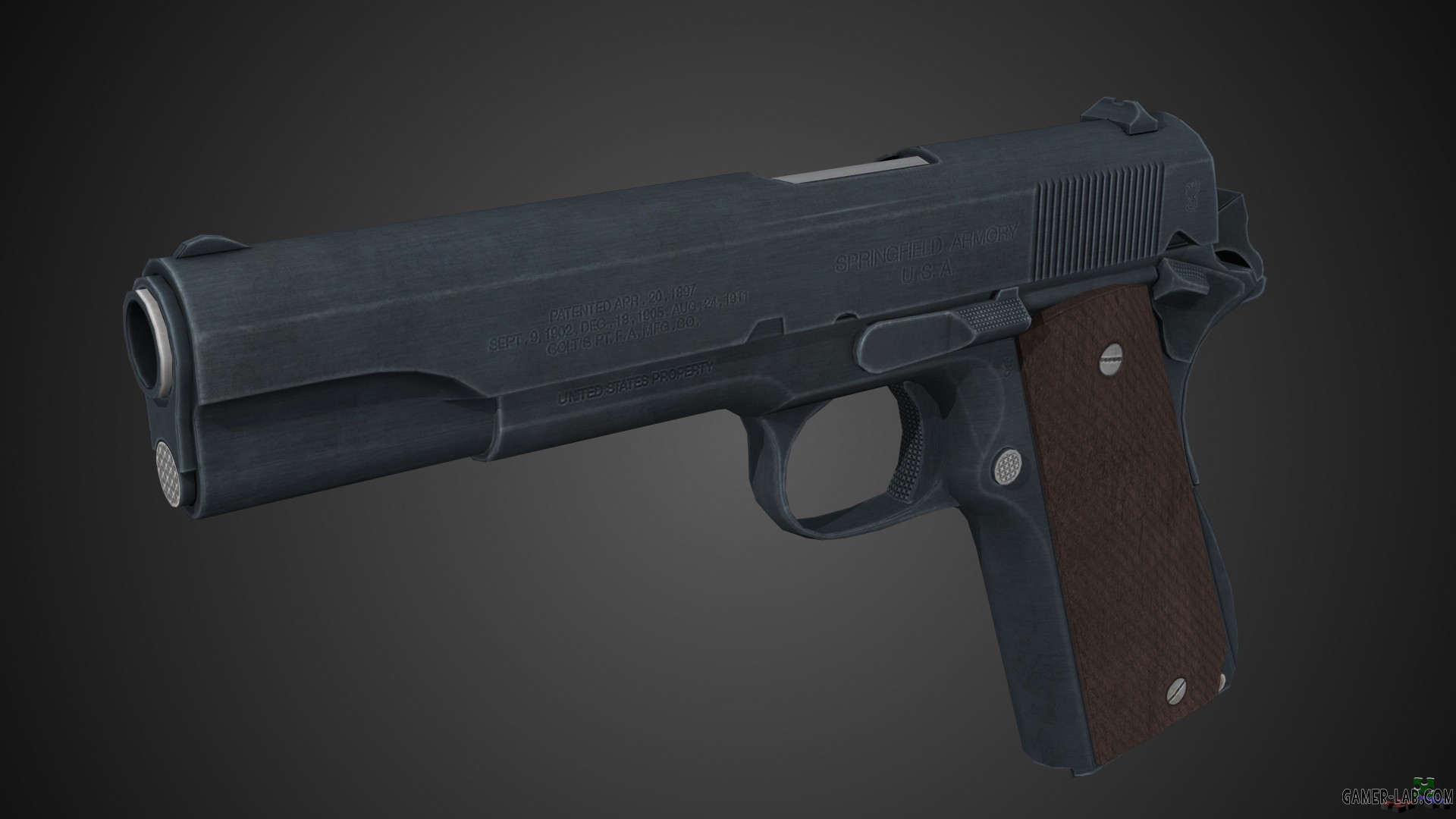 Ridiculous M1911