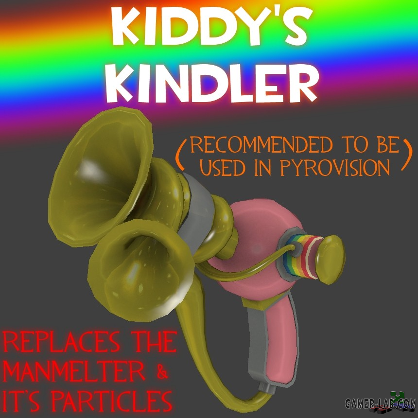 Kiddy's Kindler
