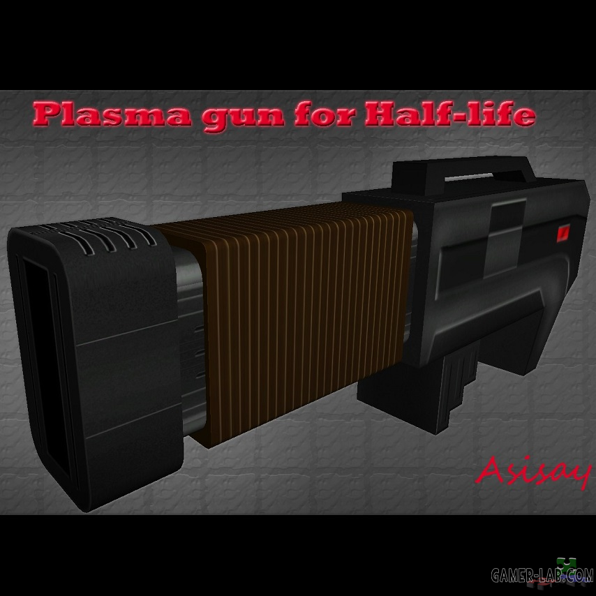 Plasma gun of DOOM 1,2