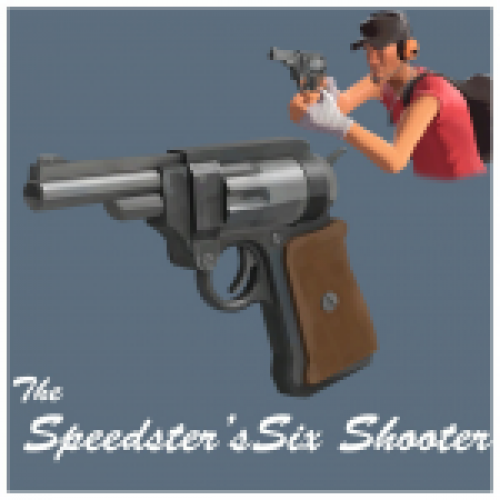 The Speedster's Six-Shooter