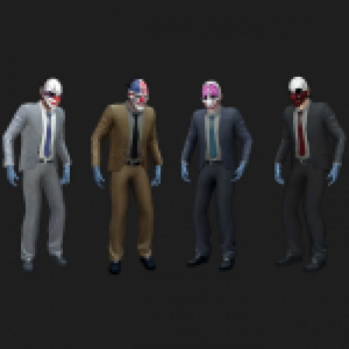 Payday 2 T Pack