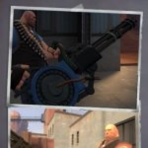 The Sentry Minigun