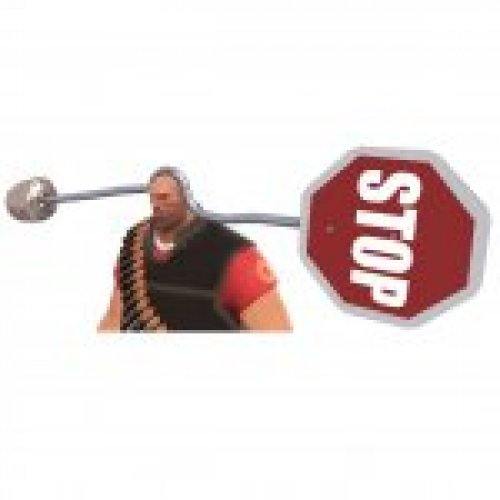 Heavy Duty Stop Sign