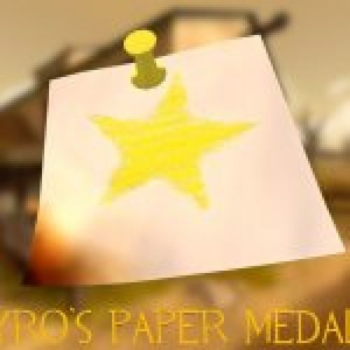 Pyro's Paper Medals