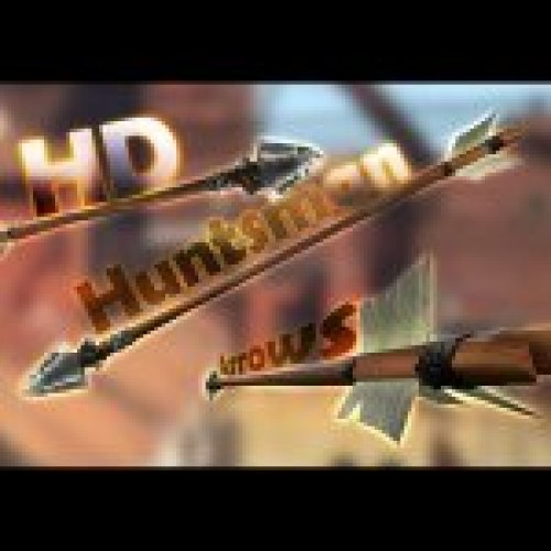 Inhame's HD Huntsman Arrows