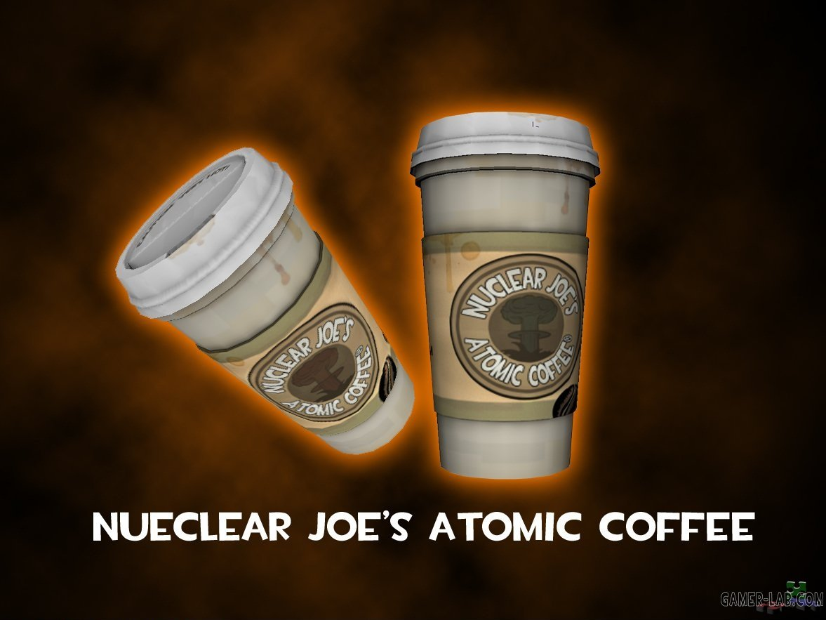 Nuclear Joe's Atomic Coffee