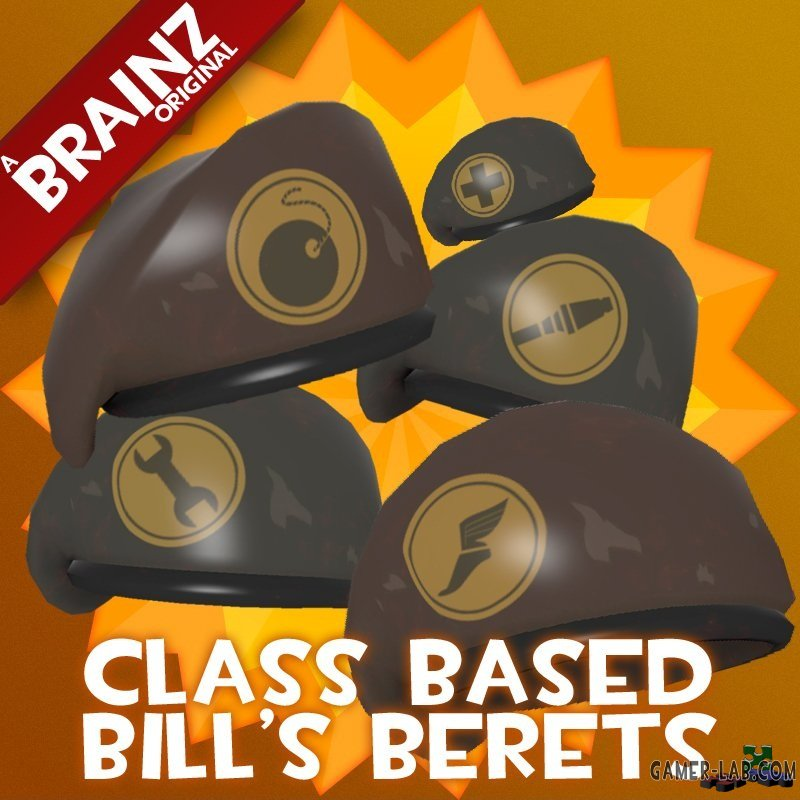 Class Based Bill's Berets
