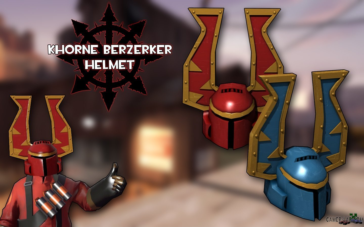 Berzerker's Blood Helm