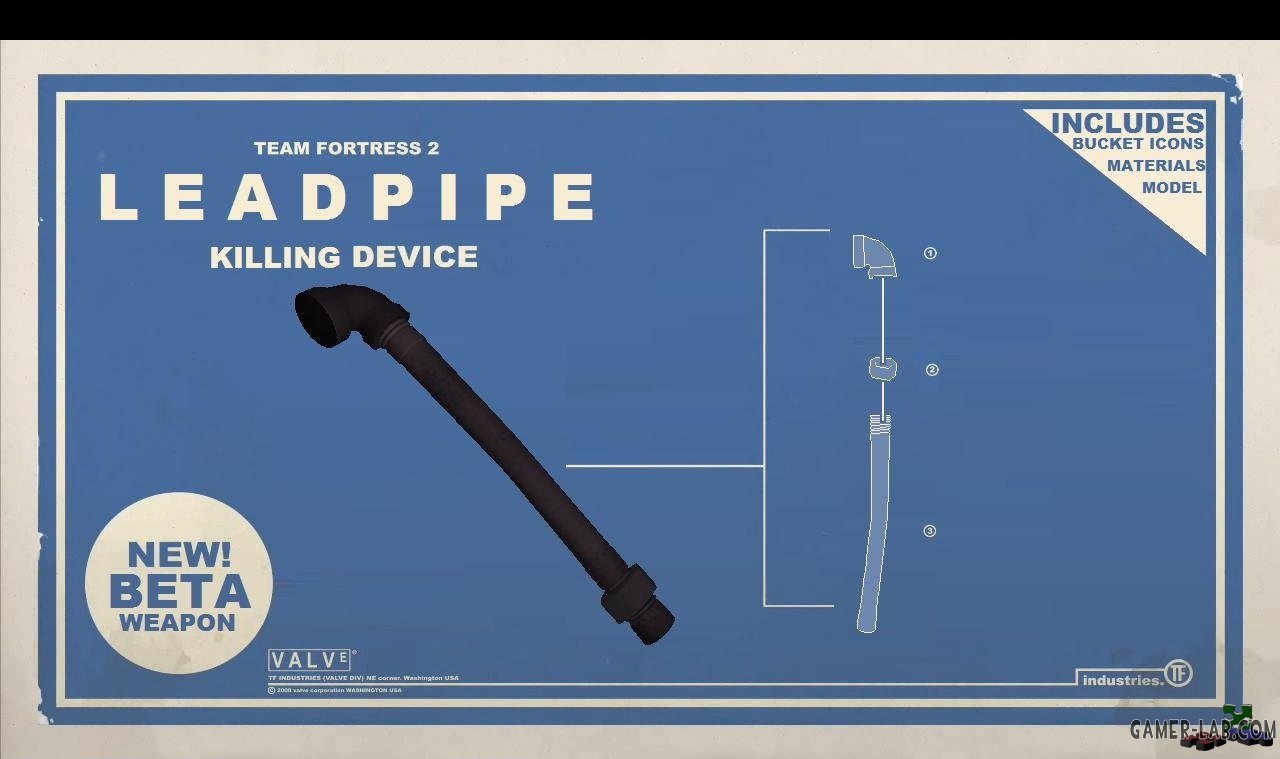 the leadpipe