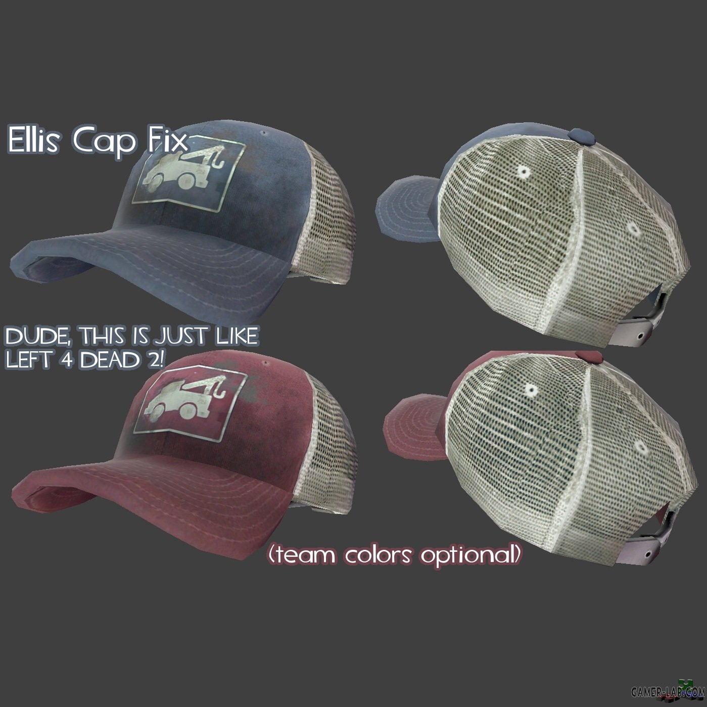 Ellis Cap Fix V.2