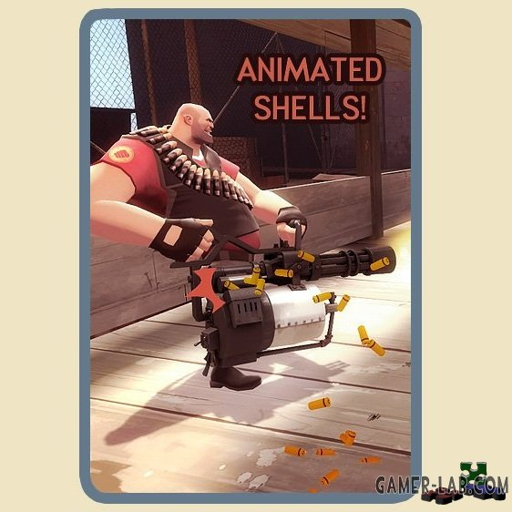 Animated Heavy Shells