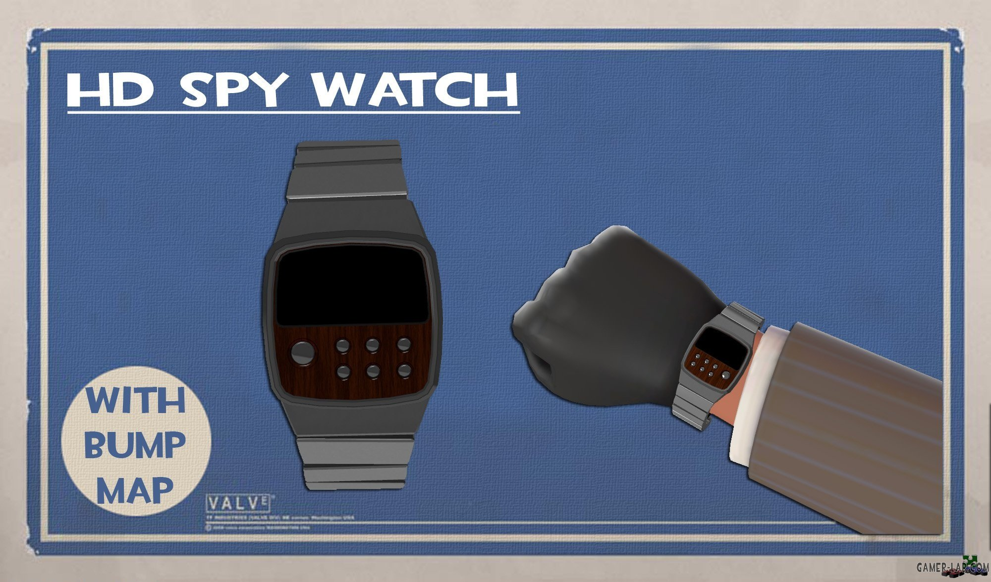 HD Spy Watch (Normal)