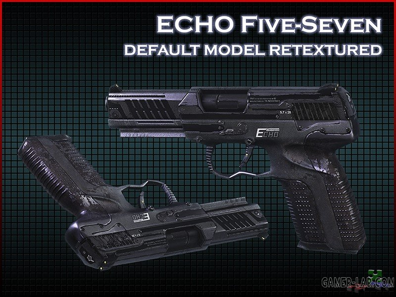 Echo custom Five-Seven