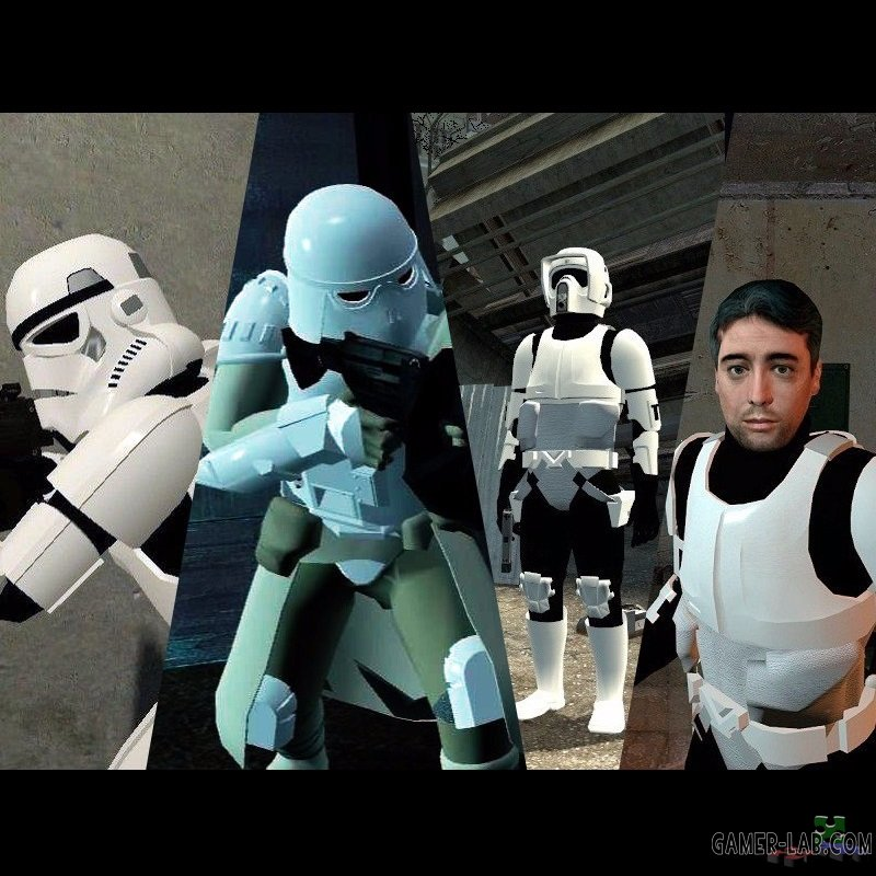 Stormtroopers for HL2 v1.2