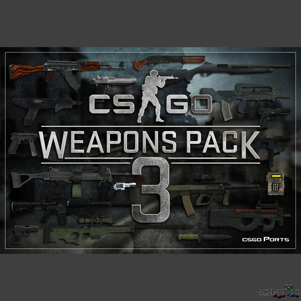 CS:GO Weapons Pack
