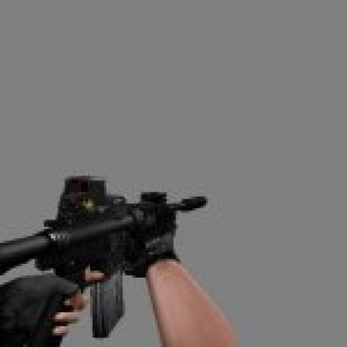 M4A1 COD4 Style