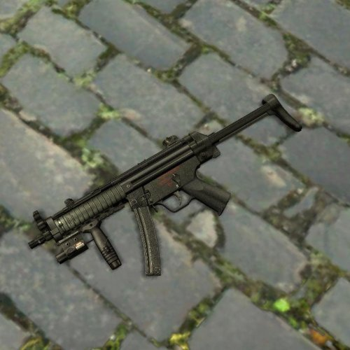 Mp5 RIS Updated