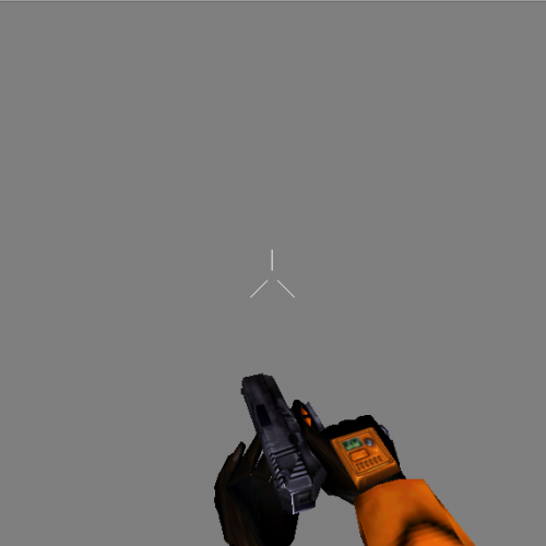 Pistol Re-animation