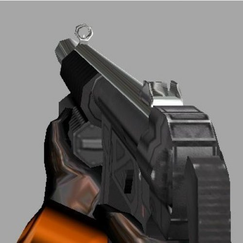 Default mp5 retexture