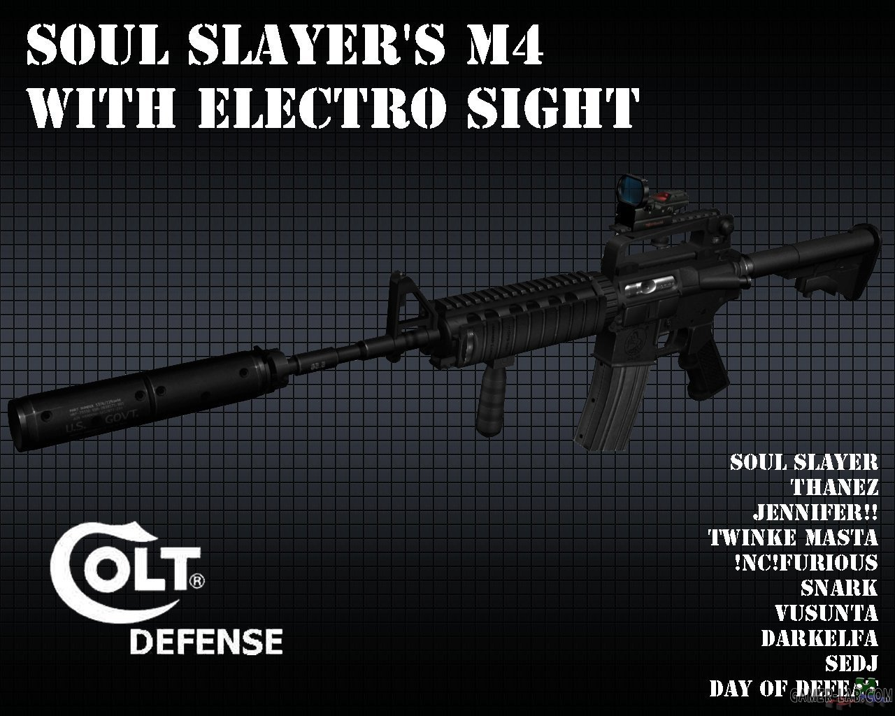 Soul Slayer s M4 with Electro Sight