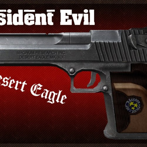 RE2 Desert Eagle