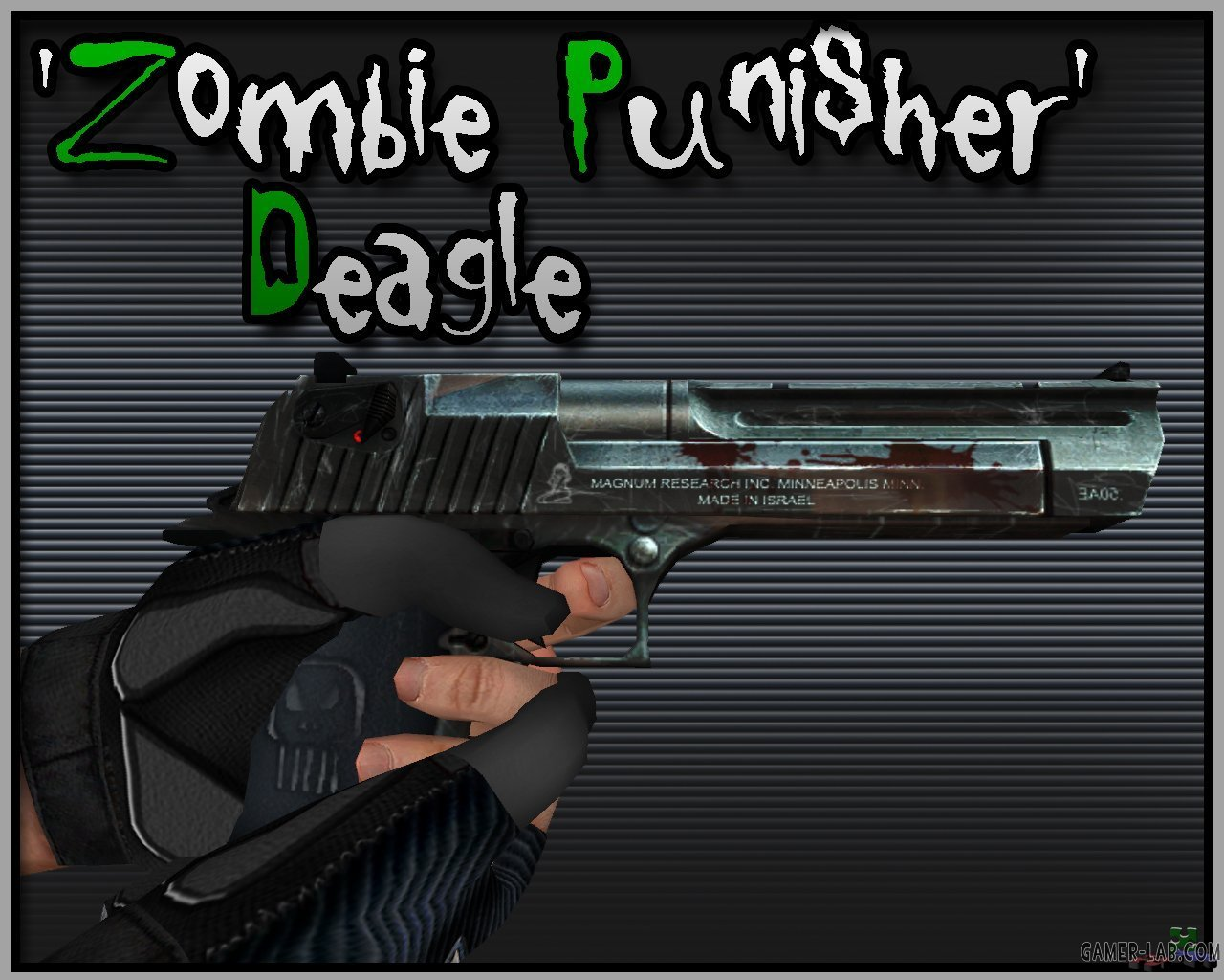 Zombie Punisher Deagle