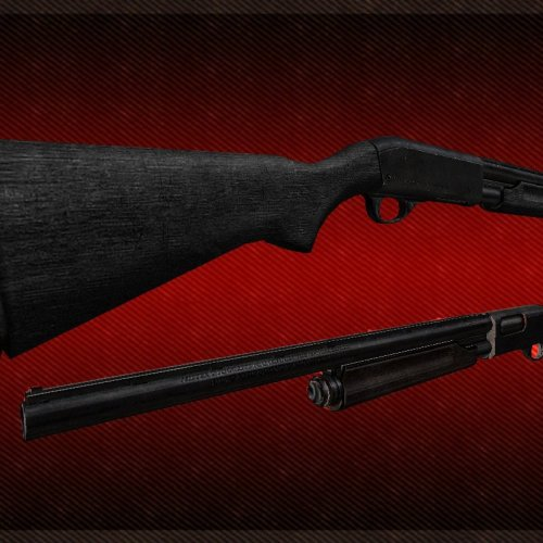 Remington 870AE Revised-Like
