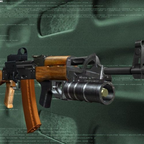 AKM GP30 Kobra Scope