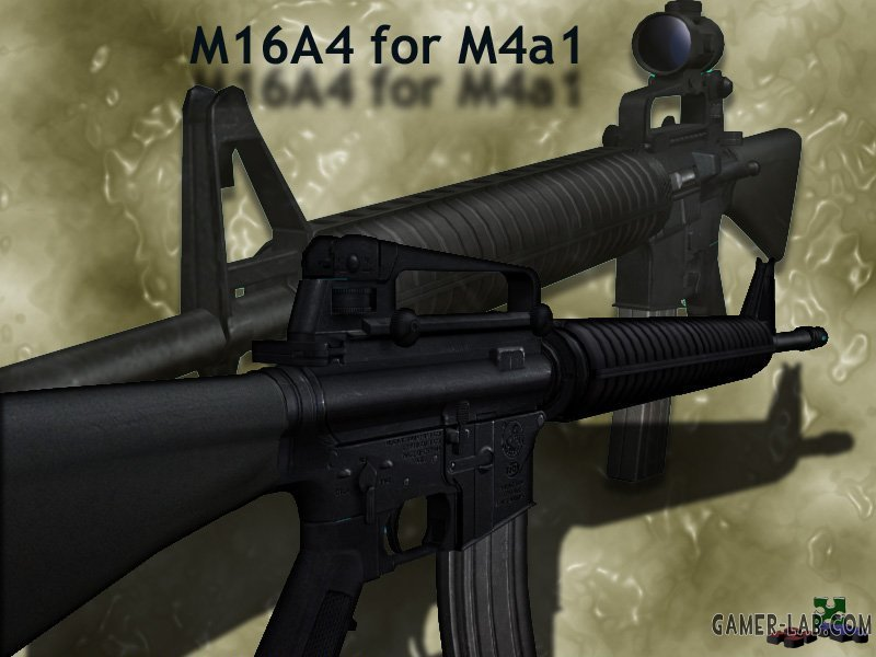 an up to date m16